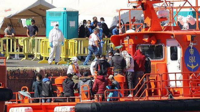 """Quevedo aboga por """"señalar"""" las responsabilidades ante la errática gestión de la crisis migratoria"""
