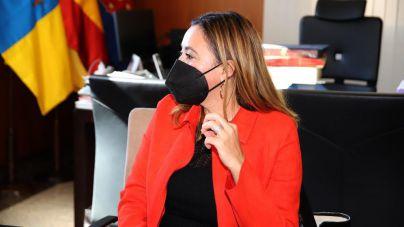 María Dolores Corujo destaca la contribución de los caldos lanzaroteños a la promoción exterior