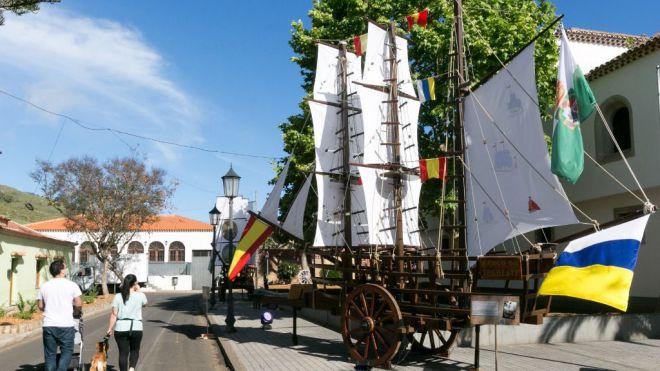 Más de 8.000 personas visitan las exposiciones en homenaje a la Romería de San Marcos, en Tegueste