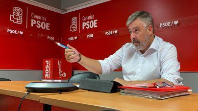 El PSOE defiende que las ayudas directas lleguen a quienes más han sufrido la crisis en Canarias