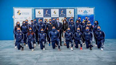 Arranca el Campeonato de España de Clubes de Frontón 30-M Absoluto