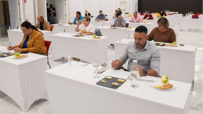 Premiados del XXVIII Concurso de Quesos de Gran Canaria