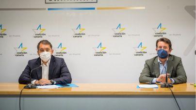 Coalición Canaria de Tenerife advierte que la Isla pierde un millón de plazas aéreas