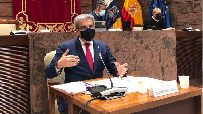 Canarias comprometerá la mitad del React-EU este mismo año y el resto entre 2022 y 2023