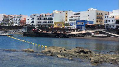 La playa de La Restinga renueva su Bandera Azul por quinto año consecutivo