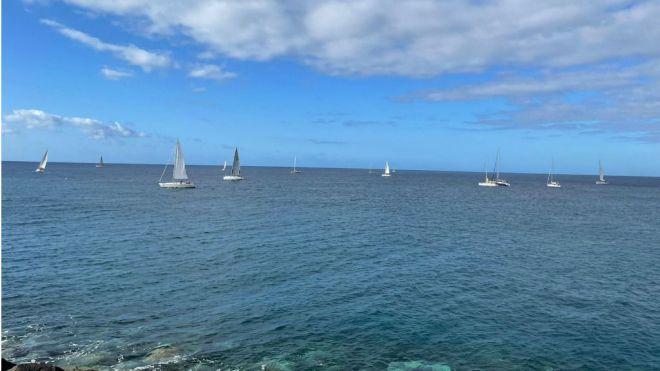 El Puerto de Vueltas recibe la V Regata Puertos Canarios