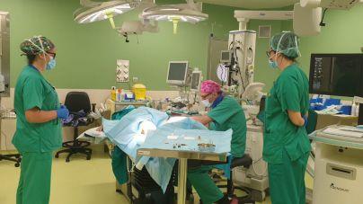 El Hospital del Sur comienza a realizar cirugía mayor ambulatoria en la especialidad de traumatología