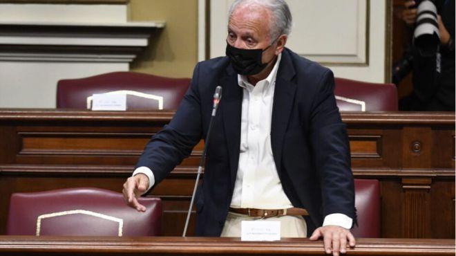 """García Ramos : """"Frontex no patrulla con barcos, ni aviones ni equipos de vigilancia, se limita a hacer burocracia"""""""