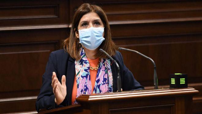 NC concita el apoyo de una amplia mayoría del pleno para promover el español hablado en Canarias