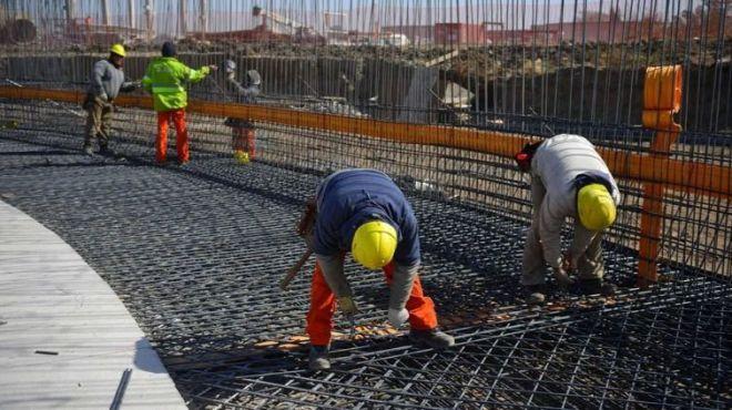 La construcción genera en Canarias cerca de 4.400 contratos, un 8,3% más que en marzo