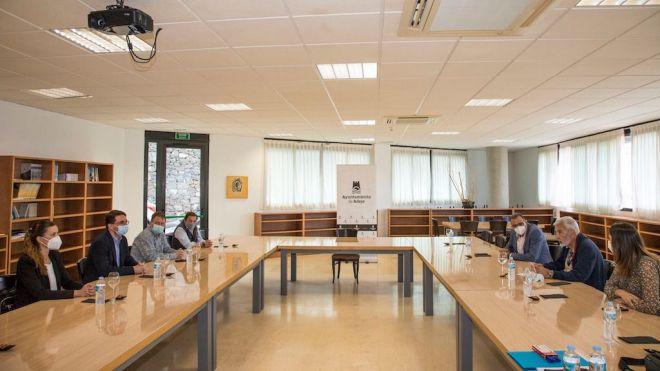 Adeje y Leroy Merlín firman un convenio para mejorar la empleabilidad del municipio