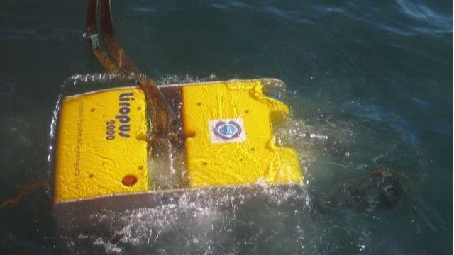 La Guardia Civil prevé incorporar un sonar y un robot marino al dispositivo de búsqueda de Anna y Olivia