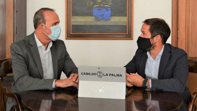 La Palma marca como objetivo de Fitur la recuperación del turismo nacional