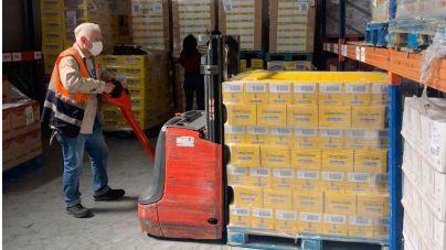 CC-PNC lamenta que el Cabildo se niegue a aportar 3 millones de euros para el Banco de Alimentos de Tenerife