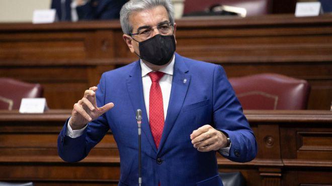 Rodríguez ve necesario un acuerdo con el Estado para aplazar la devolución de la financiación autonómica