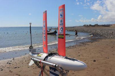 Primeras pruebas de mar del proyecto MacPAM (Programa CanBIO) para monitorizar el ruido y presencia de cetáceos