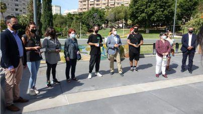 Santa Cruz reabre el parque Las Indias, un remodelado espacio para todas las edades