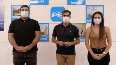El PP de Candelaria condena la actitud dictatorial de la alcaldesa