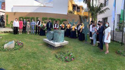 La Frontera agradece el reconocimiento de Los Realejos a Sabinosa