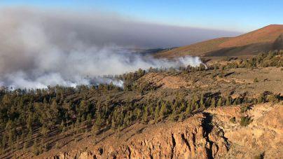 El Cabildo ha tenido que devolver 4,1 millones de euros del proyecto Predinfor de detección de incendios