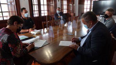 Tegueste acogerá la sede insular de la Coordinadora de Organizaciones de Agricultores y Ganaderos de Canarias