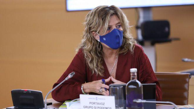 Belda critica la falta de posicionamiento con el pueblo palestino y saharaui