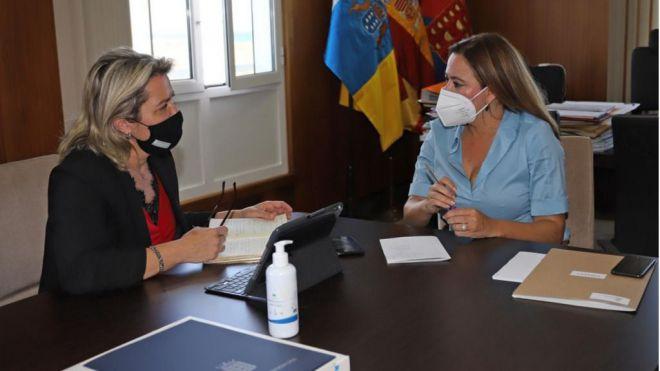 Lanzarote obtiene el mayor incremento registrado en el POSEI a las viñas del archipiélago