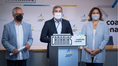 """Coalición Canaria exige """"no dar un paso atrás"""" en las ratios y profesorado para el curso 2021-22"""