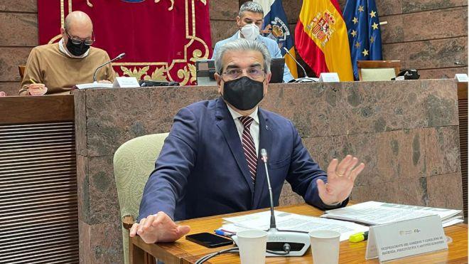 """Canarias está """"bien preparada"""" para una vuelta a la normalidad presupuestaria"""