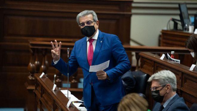 'La reforma fiscal en el Estado debe mantener el diferencial con Canarias y que grave más a las rentas altas'