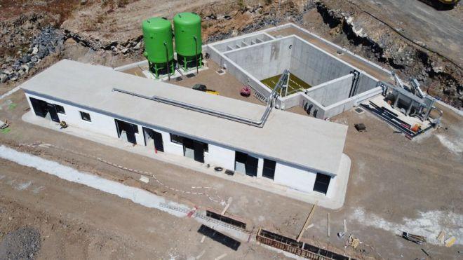 El sector privado aportará el 60% de la parte municipal de la depuradora de La Campana