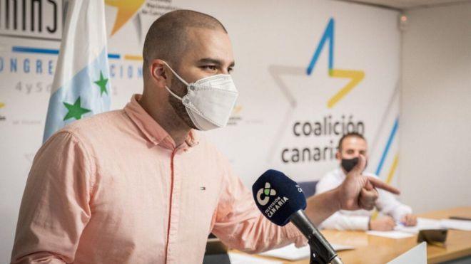 """Jesús Machín demanda medidas de choque para que los jóvenes canarios """"tengan una salida en su tierra"""""""