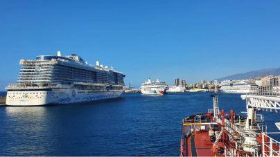 Puertos de Tenerife inicia los trámites para la cesión gratuita al Ayuntamiento de los terrenos del Parque Marítimo