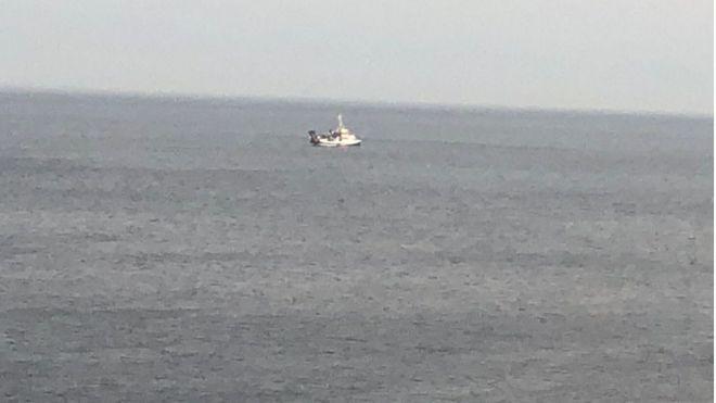 Encuentran el cuerpo de una menor en la zona de búsqueda de las niñas desaparecidas en Tenerife