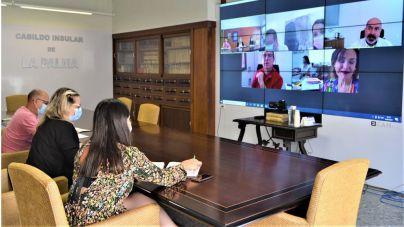 La Palma lidera desde la Fecai la coordinación de los recursos humanos de los siete cabildos
