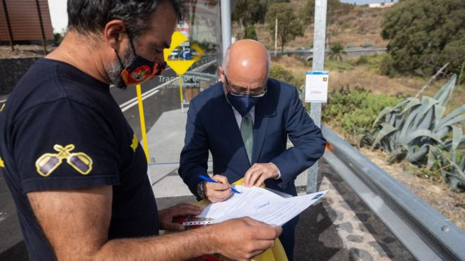 Gran Canaria declara la alerta por riesgo de incendios forestales en las medianías y cumbre