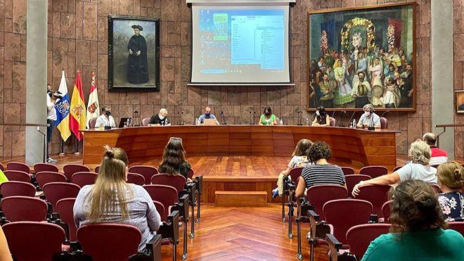 La Federación Española de Deportes de Montaña ahonda en las bondades de La Gomera como destino de turismo activo