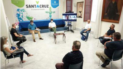Ayuntamiento y taxistas buscan fórmulas para el voto telemático en las elecciones del sector