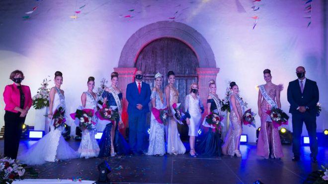 Idaira Candelaria Toledo es elegida reina de las Fiestas Mayores de Granadilla de Abona 2021