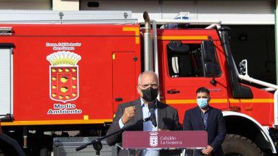 La Gomera activa el operativo especial contra incendios con más de 200 efectivos