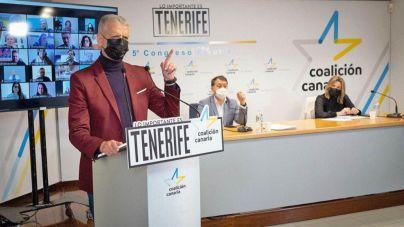 CC de Tenerife exige al Gobierno de España que impulse un Fondo de Reconstrucción Municipal