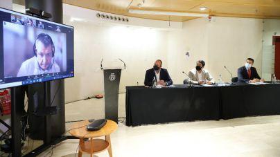 El Cabildo y Vodafone conectan Canarias y la Península con el cable submarino 2Africa