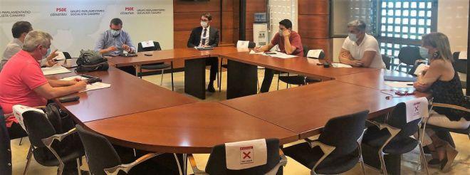 NC analizará las enmiendas de CC OO para agilizar la gestión de los fondos europeos para la recuperación