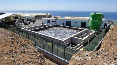 El Rosario inaugura la primera depuradora de aguas residuales industriales de Canarias en el polígono La Campana