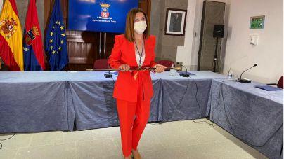 Carmen Hernández asume la Alcaldía de Telde y reitera su apuesta por mejorar los servicios públicos