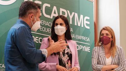 Espino exige al Gobierno canario medidas para abaratar la cesta de la compra, la más cara de España