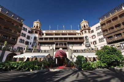 Barceló gestionará el Hotel Santa Catalina en los próximos 35 años