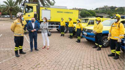 Gran Canaria pide la implicación de la ciudadanía para lograr un año sin incendios ni víctimas