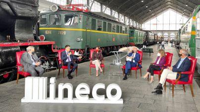 El Vicepresidente debate en Madrid sobre 'El futuro del ferrocarril' en Ineco Forum