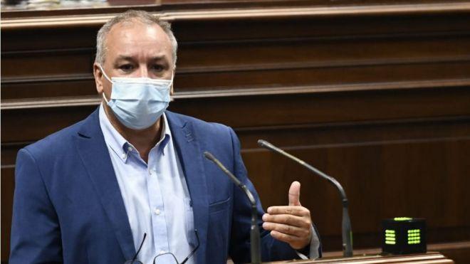 Luis Campos responsabiliza al Ministerio de Hacienda del incumplimiento de la legalidad con el REF
